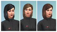 TS4 Patch 113 hair colors 2