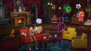 The Sims 4 Paranormal Stuff Screenshot 02