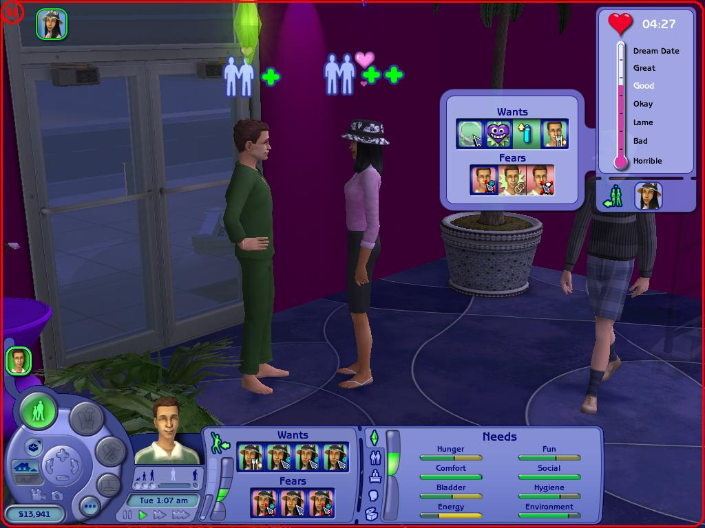 Dating sim 3 all pics