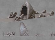 Les Sims 4 En plein air Concept art Joseph Carabajal 1