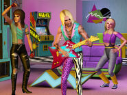 The Sims 3 70s, 80s, & 90s Stuff Screenshot 03