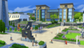 The Sims 4 Discover University Screenshot 03