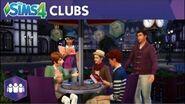 Los Sims 4 ¿Quedamos? tráiler oficial de juego con clubes