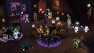 Sims 4 Escalofriante 3