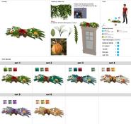 Sims 4 Felices Fiestas Arte Conceptual 4