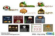 Sims 4 Urbanitas Arte Conceptual 21