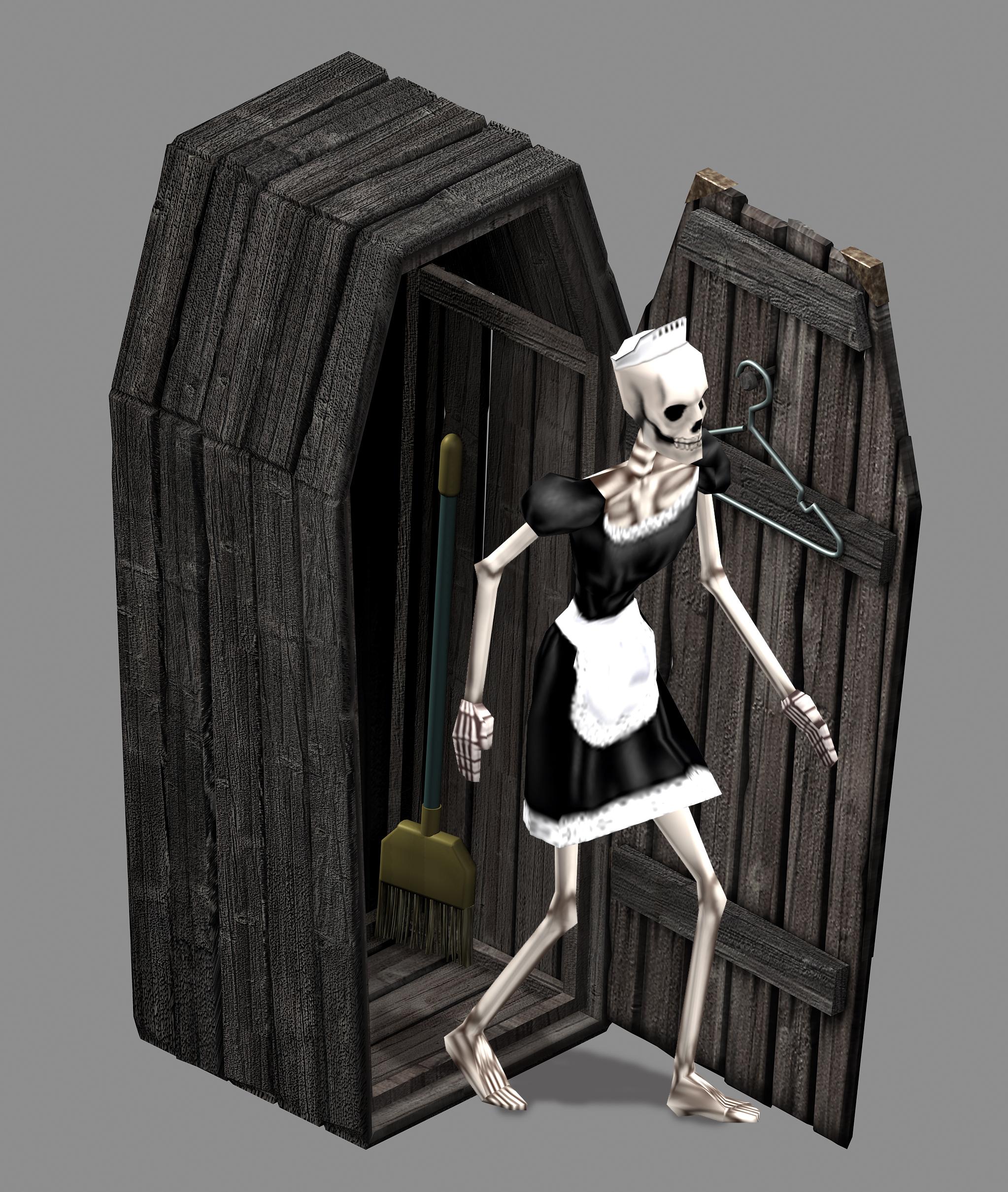 Bonehilda Living Quarters