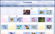 TS4 Seasons Calender UI