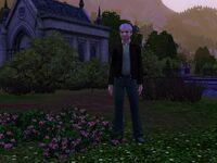 Chester Landgraab standing
