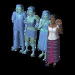 Famille Gothik (Moonlight Falls)