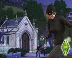 Les Sims 3 Fond d'écran Fantôme 1280x1024