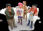 Les Sims 4 Render 23