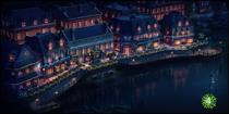 The Sims 4 Riviera Concept Art