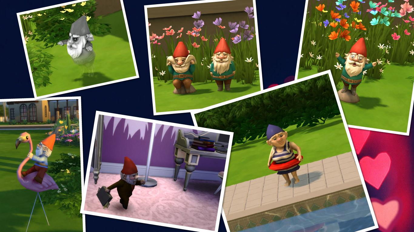 Alisha sims/Что принес нам Sims 4 в 2014 году?)