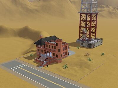 Casa Panero versión de Luis Simspedia1