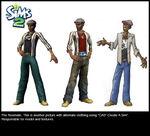 Les Sims 2 Console Concept Roman Pangilinan 7