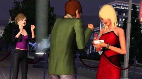 Les Sims 3 Accès VIP - Faites la une des journaux de Bridgeport!
