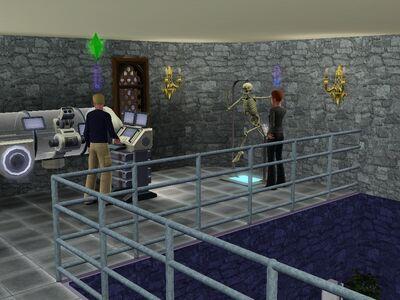Loki y Cice versión de Luis Simspedia