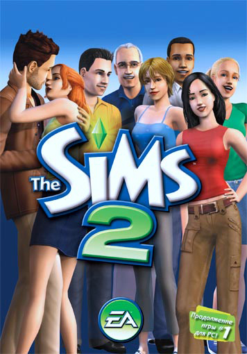 Vínci/Origin дарит подарки: The Sims 2 Полная коллекция