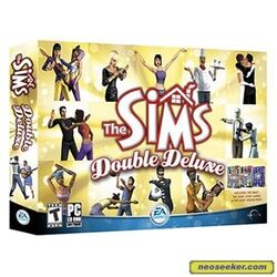 The Sims Double Deluxe