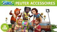 Officiële trailer van De Sims 4 Peuter Accessoires