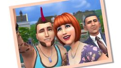 Selfie TS4 with obama at backrounds.jpg