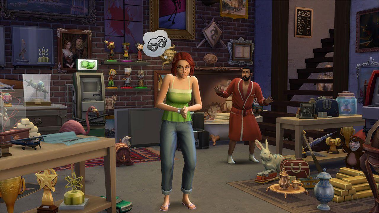 Kleptomaniac (The Sims 4)