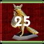 Похититель статуэтки лиса