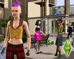 Les Sims 3 Fond d'écran Art 1280x1024