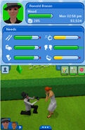 Les Sims 3 NDS 09