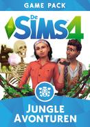 De Sims 4 Jungle Avonturen Cover