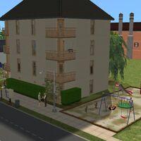 Apartment The Sims Wiki Fandom