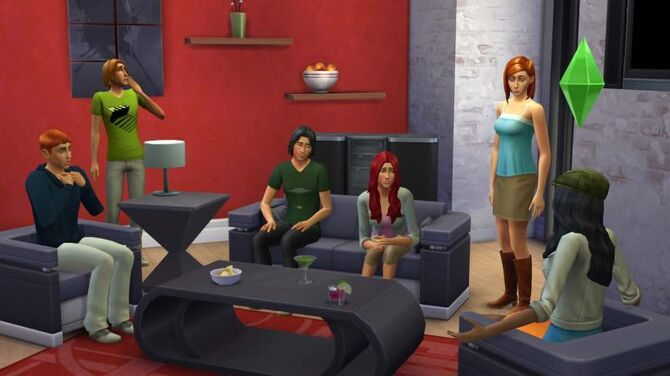 The Sims Wiki forum