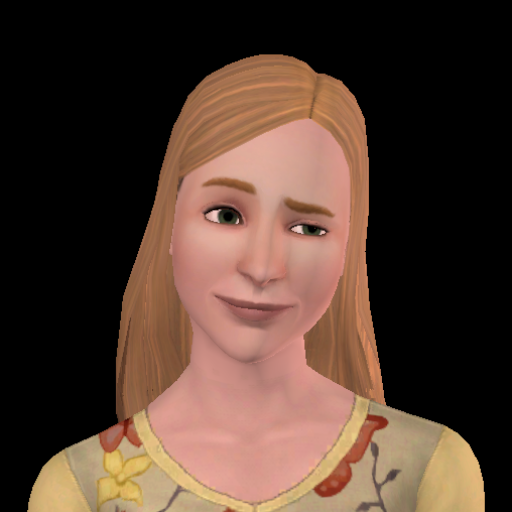 Holly Alto (Stuck In Sims 3)