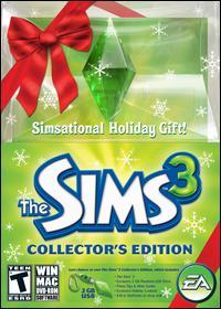 Les Sims 3 Édition Collector de Noël