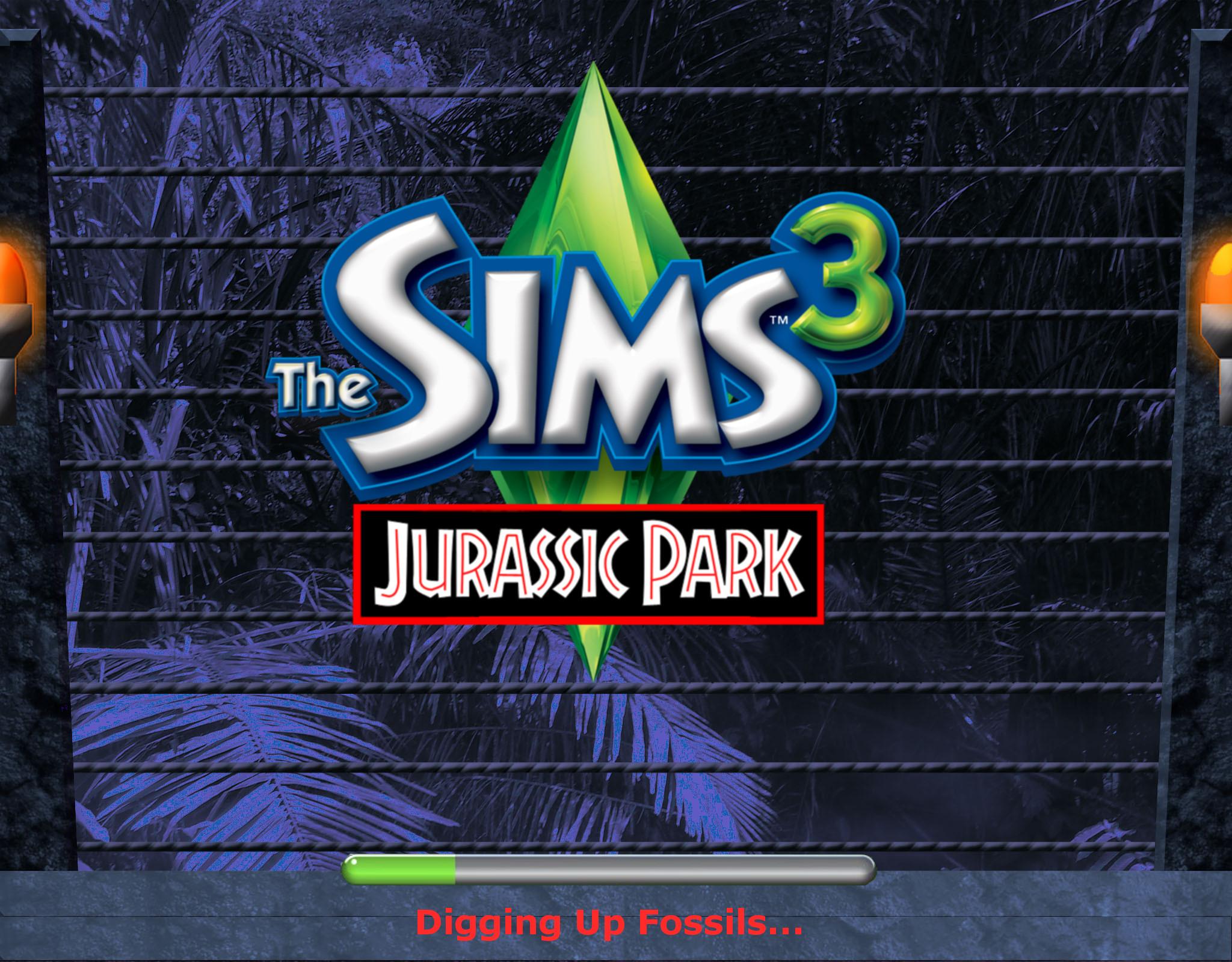 The Sims 3: Jurassic Park