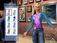 The Sims 2 (console) Screenshot 2