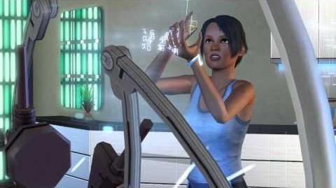 The Sims 3 - In i framtiden - Trailer