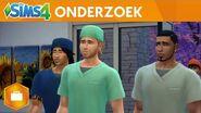 De Sims 4 Aan het Werk Onderzoek Onderbroek