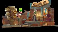 Sims4 Aventura en la Selva Render 6