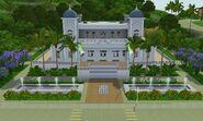 Civic Center (Isla Paradiso)
