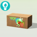 TS4 Fizzy Happy Seltzer Box