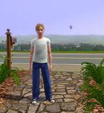 Боб Новчикс в The Sims 3