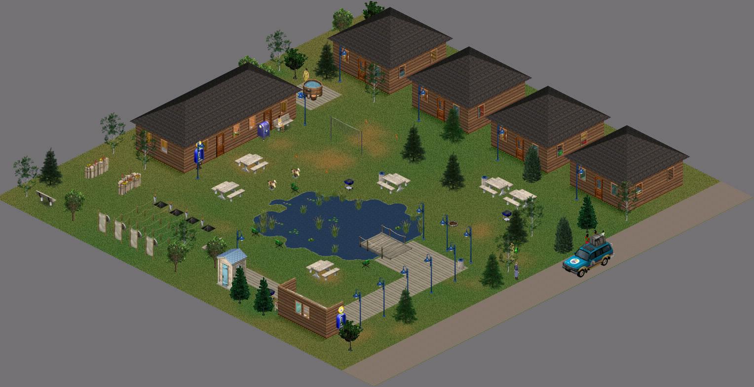 Bear Essentials Lodge