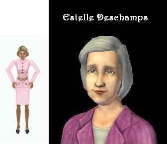 Estelle Deschamps