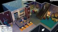 Les Sims 4 Sous-sol 1