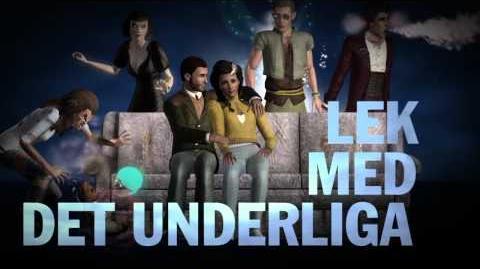 The Sims 3 Övernaturligt Launch Trailer