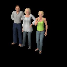 Jones-Brown family