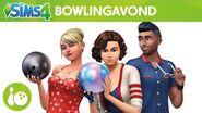 Officiële trailer De Sims 4 Bowlingavond Accessoires