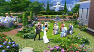 The Sims 4 Console Screenshot 01